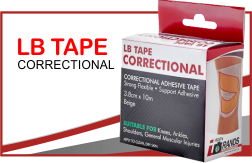 LB Tape Correctional